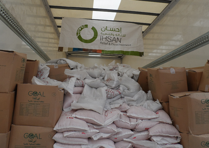 Food Baskets in Syria